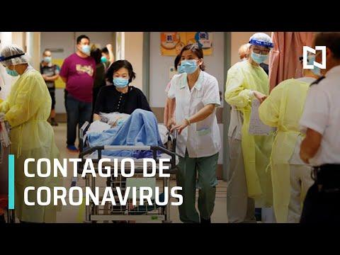 Coronavirus: ¿Cómo se transmite? - Despierta