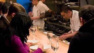 Restaurant Tour: Momofuku Ko