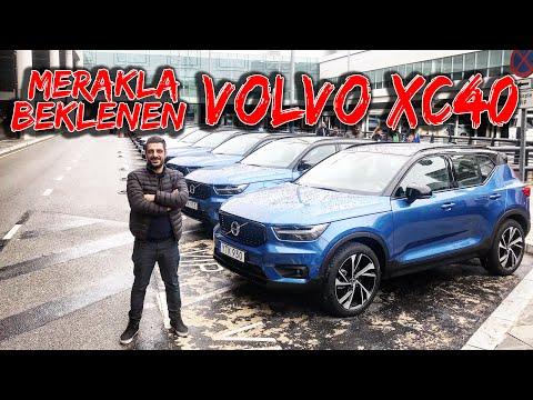 Doğan Kabak | Volvo XC40 | İlk Sürüş