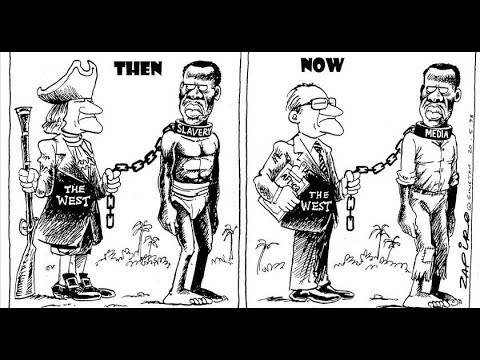 The REAL History of Neocolonialism, South Africa 'regime change', voting for 16 year olds