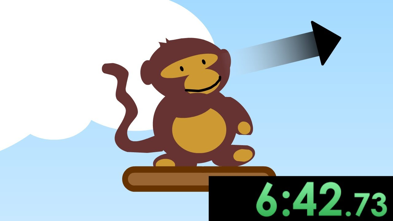 I tried speedrunning the original Bloons and almost drove myself insane