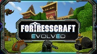 FortressCraft Evolved - (Industry Managing Survival Game)