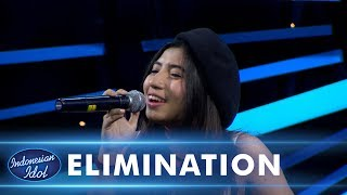 JAUHAROTUL KHOIRIYYAH - NURLELA (Bing Slamet) - ELIMINATION 3 - Indonesian Idol 2018