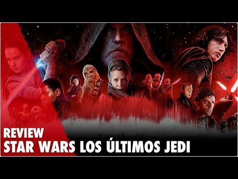 STAR WARS 8  LOS ULTIMOS JEDI