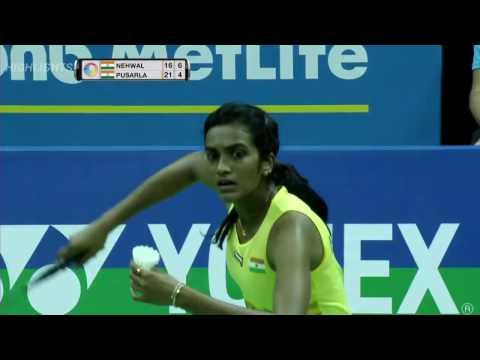 PV Sindhu Vs Saina Nehwal, India Open 2017 Quarter-Final, Highlights Mp3