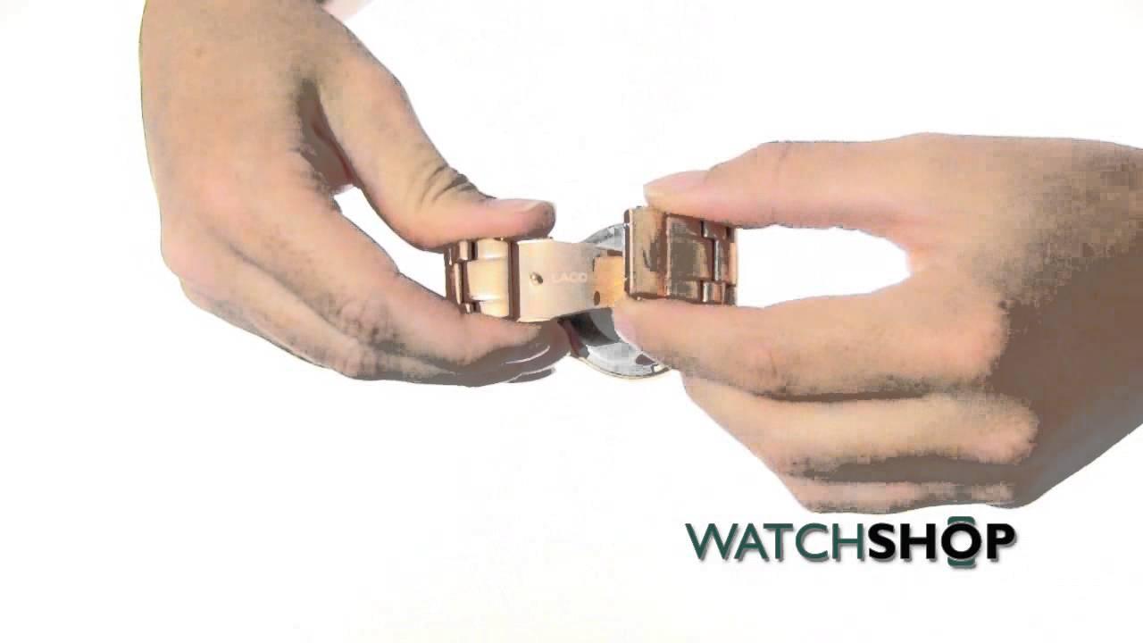 Lacoste Ladies  Victoria Watch (2000828) - YouTube b0303d2e7c2
