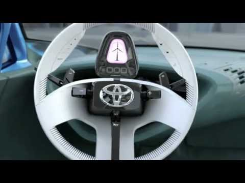 Prius C Concept Movie Introduced In Detroit, USA - North American International Auto Show 2011