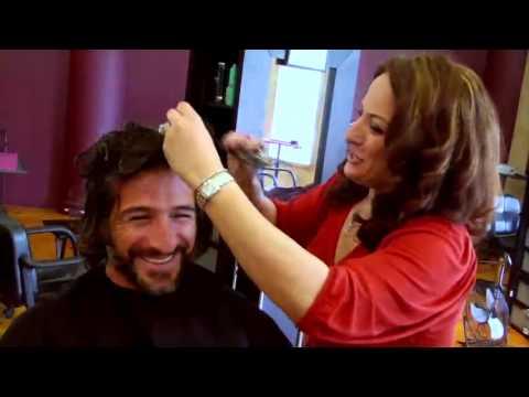 Men's Makeover by Jeannette at De Cielo Hair Salon Burbank