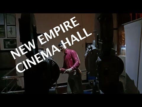 NEW EMPIRE CINEMA HALL NEW MARKET KOLKATA   নিউ এম্পায়ার সিনেমা হল নিউমার্কেট কলকাতা