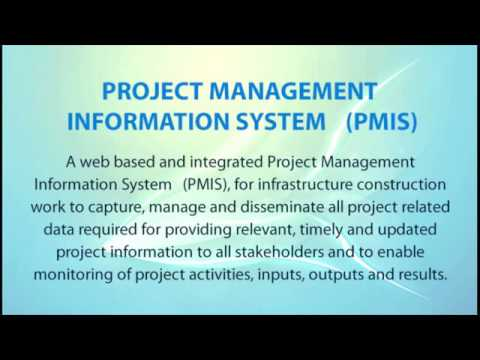 Project Management Information System Pmis Youtube