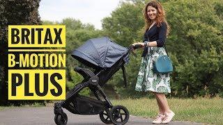 Britax B-Motion 4 Plus - recenzja wózka