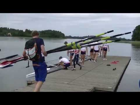 Dutch Team - World Rowing Junior Championships 2017