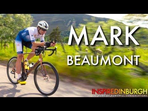 MARK BEAUMONT - AROUND THE WORLD IN 80 DAYS | Inspired Edinburgh