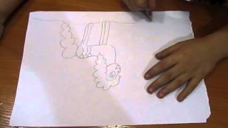 видео уоки как рисовать пони(видео уоки как рисовать пони., 2015-10-06T04:43:20.000Z)
