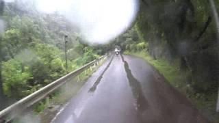 ヤレヤレ峠轟滝