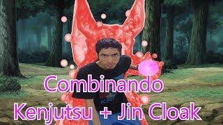 Jin mantello + Kenjutsus = Combinacion mortale!   Roblox: NRPG: di là