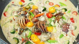 หลนปูเค็ม เมนูทำง่ายอร่อยมาก Salty Crab  in Dipping Sauce   นายต้มโจ๊ก
