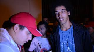 SEMI FINAL  - Renan VS Jaspion -  Batalha do Santa Cruz  - 10:02:18