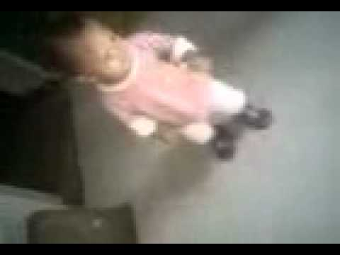 Haryo Panji Krisna Sanjaya (1 tahun) Dance Kucing Garong (BlogS Of Hariyanto)