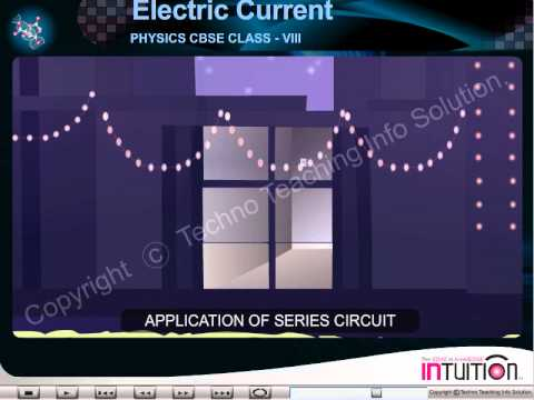 electric current 8 application of series circuit avi youtube rh youtube com series resonant circuit applications rlc series circuit applications