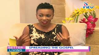 Wahu speaks out about her new mission of spreading the gospel