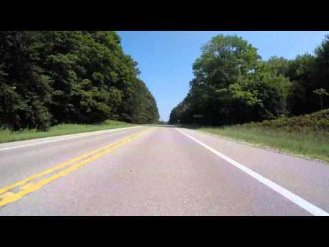 Michigan M-22 Time-Lapse