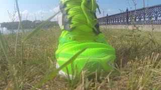 Тест кроссовок New Balance Fresh Foam Zante