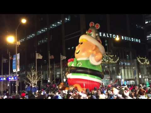 Magnificent Mile Lights Festival Parade 2016
