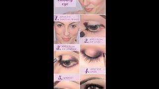 Metallic Smokey Eye Tutorial Thumbnail