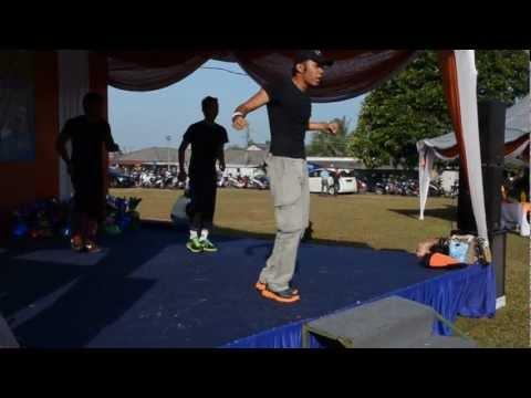 Senam Cergas KEMENTERIAN BELIA DAN SUKAN MALAYSIA : Aerobikthon Gegar FELDA