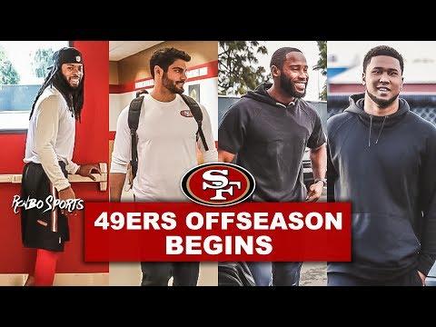 Live! 49ers Offseason Training Program Begins, Reuben Foster Will Not Be In Attendance
