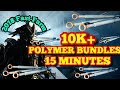 Best Polymer Bundles Farm | Warframe Polymer Bundles Farming Guide