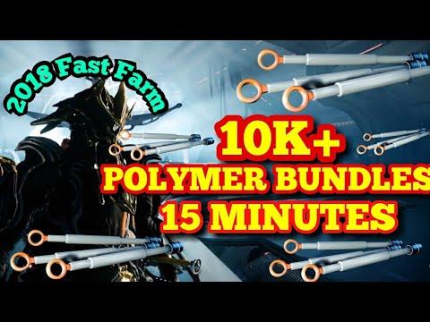 Best Polymer Bundles Farm Warframe Polymer Bundles Farming Guide Youtube