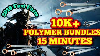Video Best Polymer Bundles Farm (2018) | Warframe Polymer Bundles Farming Guide download MP3, 3GP, MP4, WEBM, AVI, FLV Juli 2018