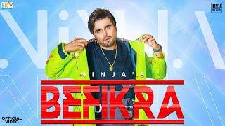 Befikra (Official Video) | Ninja Ft. Kamzinkzone | Sky | New Punjabi Song 2021 | Latest Punjabi Song
