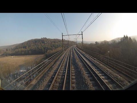 Voyage en cabine: Sur la PLM, de Blaisy-Bas à Dijon