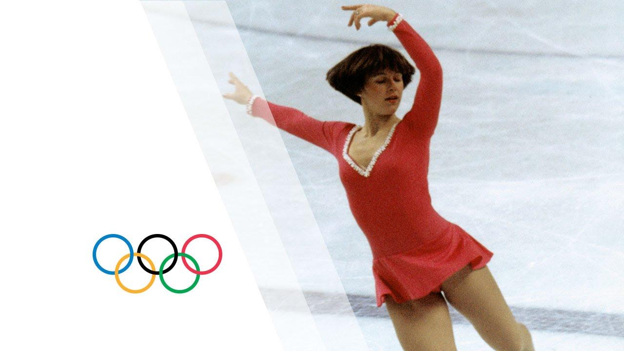 Figure Skating Dorothy Hamil Highlights Innsbruck 1976 Winter