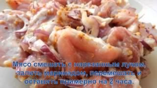 Жаркое из свинины с картошкой.(вторые блюда из свинины)