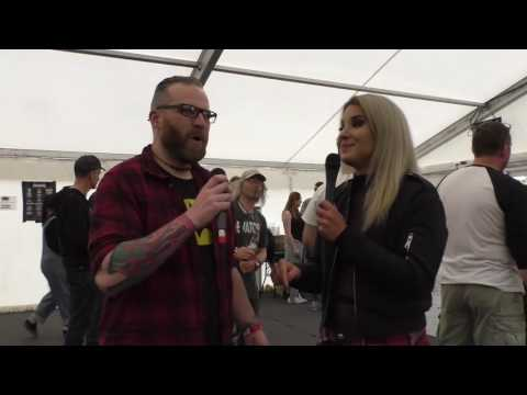 The Charm, The Fury Interview Download Festival 2017