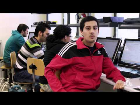 """Video of the """"Electrical Energy Conversion and Power Systems"""" Master Program"""