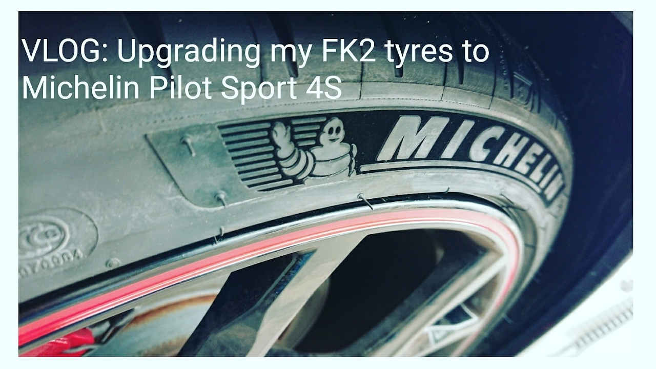upgrading my fk2 tyres to michelin pilot sport 4s youtube. Black Bedroom Furniture Sets. Home Design Ideas