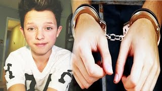 He Got ARRESTED on Stream, YouTubers BREAKUP! Jacob Sartorius BULLIED, SkyDoesMinecraft, VitalyzdTV
