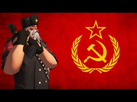 TF2: A Soviet Russia Moment