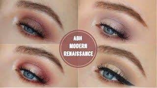 4 Looks 1 Palette | Anastasia Beverly Hills Modern Renaissance Palette | Beauty District