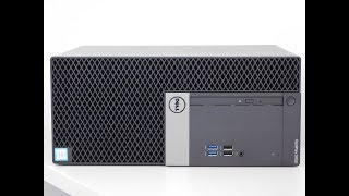 Dell Optiplex 5050 desktop PC Intel Core i7-7700 inside and out - IT show