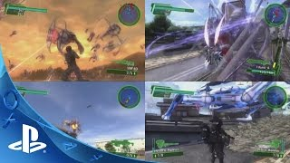 Earth Defense Force 4.1: The Shadow of New Despair - Launch Trailer | PS4