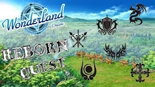 Wonderland Online : Full Reborn quest