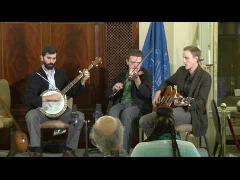 African Fiddle & Banjo Echo in Appalachia Concert