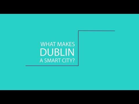 What makes Dublin a smart city region?
