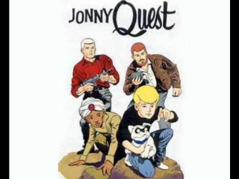 Jonny Quest Theme (long Version)
